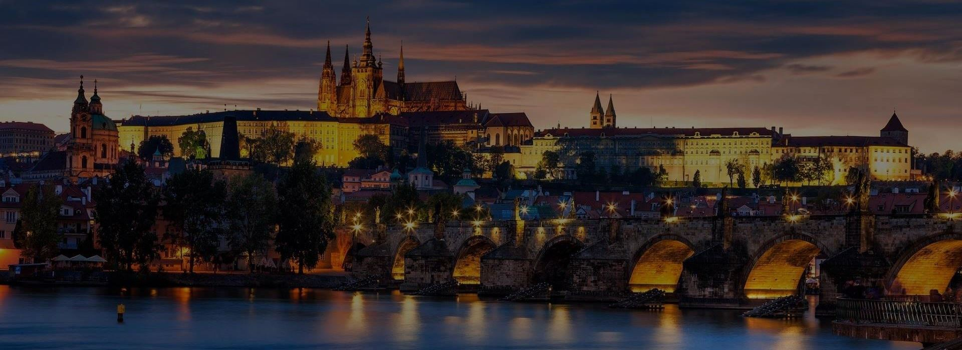 <small>Welcome To</small>ROYAL PRAGUE TRAVEL